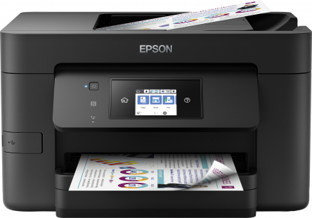 Epson WorkForce Pro WF-4720DWF Treiber Drucker Download
