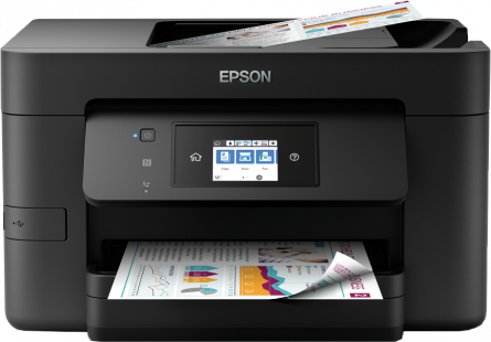 Epson WorkForce Pro WF-4725DWF Treiber Drucker Download